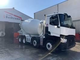 betonmixer vrachtwagen Renault C430 Xload hormigonera Liebherr 9m3 2015