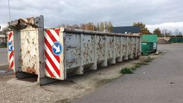 grofvuil container losse container