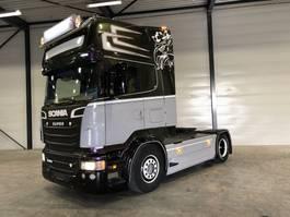 standaard trekker Scania Scania R620 4 point air / Retarder / manual/ special interior 2006