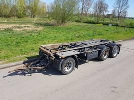 container chassis aanhanger Floor FLA-10-189S Kiep Container Aanhangwagen 1993