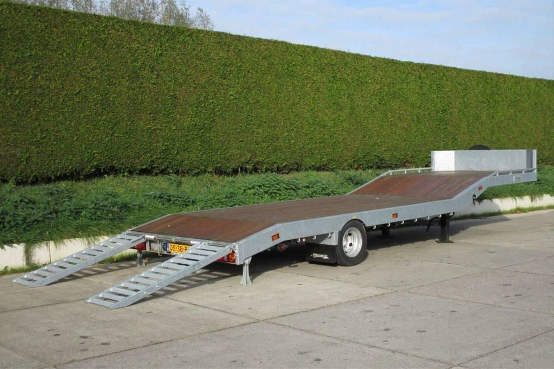 semi dieplader oplegger Veldhuizen 5,0-tons Semi-dieplader oplegger 2020