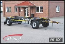wissellaadbaksysteem aanhanger Schmitz Cargobull AWF 18, BDF Standard 7,45 , TÜV 12/2021 2013