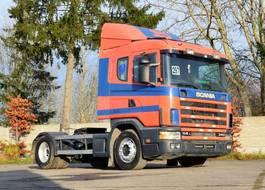 standaard trekker Scania SCANIA 114L 340 1998