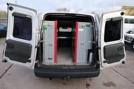 gesloten bestelwagen Opel Combo 1.7 CDTI AHK WERKSTATT 2009