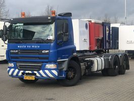 chassis cabine vrachtwagen DAF 75 CF 250 CHASSIS FAN EURO 5 2007