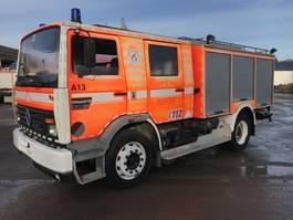 brandweerwagen vrachtwagen Renault S170 **FIRETRUCK-POMPIER** 1990