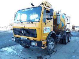 betonmixer vrachtwagen Mercedes-Benz SK 2224 pumi mixer/pompe V 8 1981