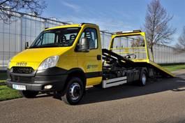 takelwagen-bergingswagen-vrachtwagen Iveco Daily 70C17 2014
