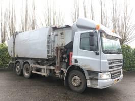 vuilkar camion DAF FAN CF75.250 Euro3 RHD 2003