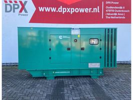 generator Cummins C220 D5 - 220 kVA Generator - DPX-18512 2020