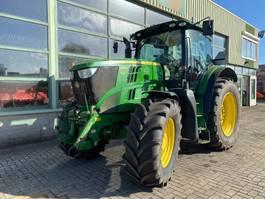 standaard tractor landbouw John Deere 6170 R 2012