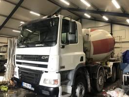 betonmixer vrachtwagen DAF 85CF 430 8X4