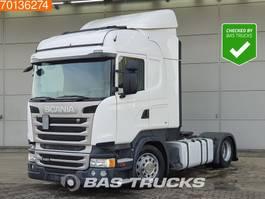 mega-volume trekker Scania R440 4X2 Mega Retarder 2x Tanks EEV 2013