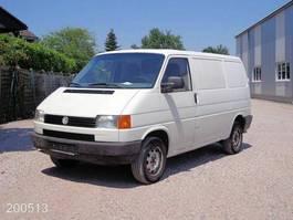 gesloten bestelwagen Volkswagen Transporter T4 1.9 TD 1995