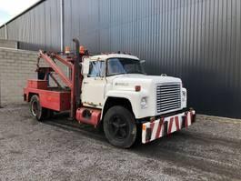 takelwagen-bergingswagen-vrachtwagen International LOADSTAR 1750 1976