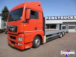 oprijwagen bedrijfswagen MAN TGA 26.400 6X2 Oprijwagen Euro 5 2011