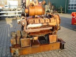 Motor vrachtwagen onderdeel Deutz DEUTZ/ F10 413L/BRANDSCHADE