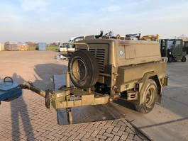 compressor Atlas Copco XAS 80 DD 250 Hours!! Deutz 912 Engine Ex Army!!! 1983
