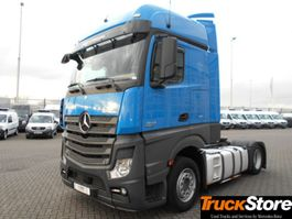 mega-volume vrachtwagen Mercedes-Benz ACTROS 1842 LS 2015
