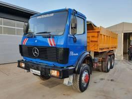 kipper vrachtwagen > 7.5 t Mercedes-Benz SK 2629 AK 6X6 meiller tipper 1991