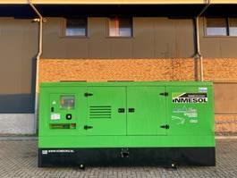 generator Volvo TAD 1344 GE Mecc Alte Spa 440 kVA Supersilent generatorset 2014