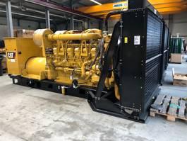 generator Caterpillar 3512BHD 1875 Kva Generator Set