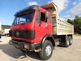 kipper vrachtwagen > 7.5 t Mercedes-Benz MERCEDES BENZ 2635AK(6X4) 1987