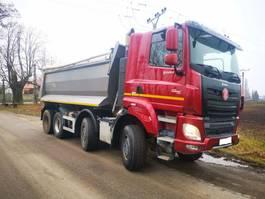 kipper vrachtwagen > 7.5 t Tatra Phoenix 460 Prasident 8x8 hardox kipper 2018 TOP! 2018