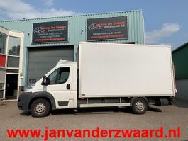 bakwagen vrachtwagen Fiat FIAT DUCATO 2.3 JTD 150 PK Meubelbak Laadklep Laadlift Airco 2014