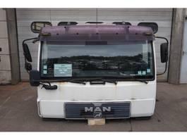 cabine - cabinedeel vrachtwagen onderdeel MAN F20L50S L2000 1994