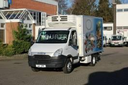 koelwagen bestelwagen Iveco 65C15 3.0L E5 Kühlkoffer/Strom/Klima/Navi 2014