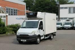 koelwagen bestelwagen Iveco 50C15 EEV /Carrier Supra 750Mt/Bi-Temp/AT 2013