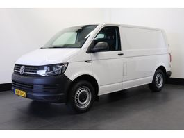 gesloten bestelwagen Volkswagen Transporter 2.0 TDI - Airco - PDC - € 10.950,- Ex. 2015