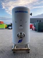 compressor Grassair 3000 liter 11 bar verticale luchtketel 2000