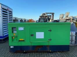 generator Iveco NEF 45 Stamford 60 kVA Supersilent generatorset 2008