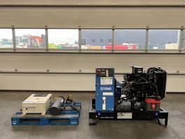 generator SDMO T 16 K Mitsubishi Mecc Alte Spa 16 kVA generatorset + ATS as New ! 2005