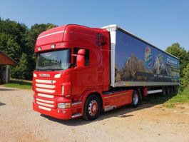 overige trekkers Scania R500 4x2 Tractor Unit 2012