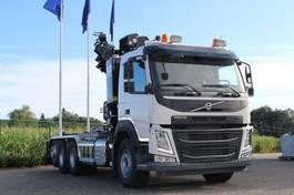 kraanwagen Volvo FM13 420 8X4 TRIDEM 2021