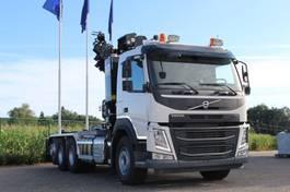 containersysteem vrachtwagen Volvo FM13 420 8X4 TRIDEM 2021