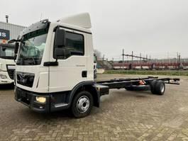 chassis cabine vrachtwagen MAN TGL 12 4x2 BL EURO4 WW 2021
