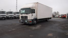 bakwagen vrachtwagen > 7.5 t MAN le 220 2000