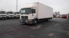 bakwagen vrachtwagen MAN le 220 2000
