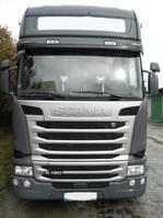 standaard trekker Scania R450, LOWDECK, RETARDER, ALU FELGEN, TOP 2016
