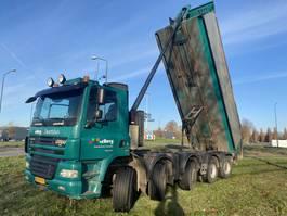 kipper vrachtwagen > 7.5 t Ginaf X 5350 TS 10x6 euro 3 manual gearbox 2007