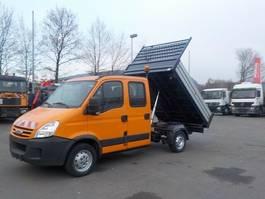 kipper bedrijfswagen Iveco Daily 35S10 DOKA KIPPER 2008
