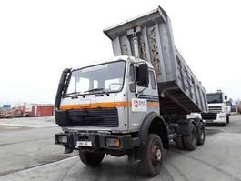 kipper vrachtwagen > 7.5 t Mercedes-Benz SK 2636 V10 PAS de 2628 1985