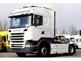 overige vrachtwagens Scania R450 Highline Retarder Standklima 2 Tanks E6 2015