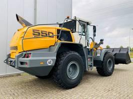 wiellader Liebherr L 550 Xpower (Full spec!) 2016