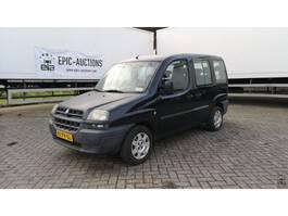 mpv auto Fiat Doblo 1.6 16v Dynamic Plus 2005