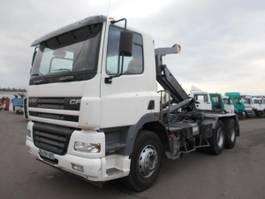 open laadbak vrachtwagen DAF CF85 2006